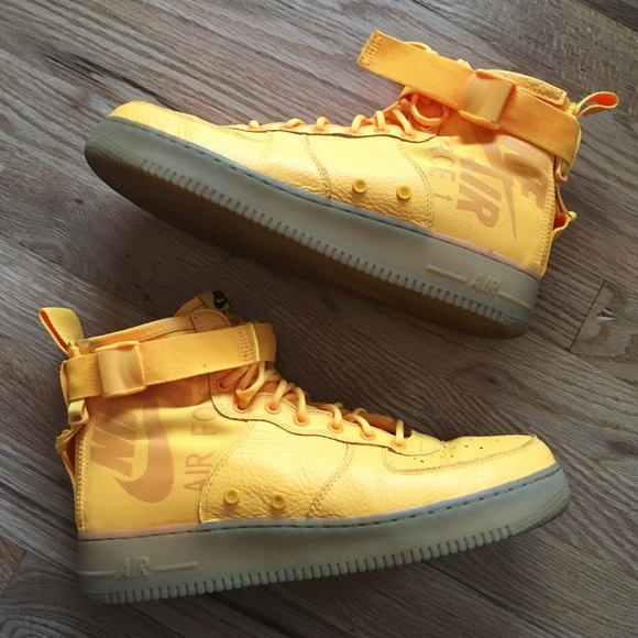 factory authentic ee107 2a31a Men's SF Air Force 1 Mid Odell Beckham Jr. sz 11.5